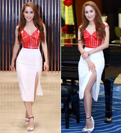 Xao xuyến ngắm mỹ nhân Việt mặc đẹp tuần qua - 3