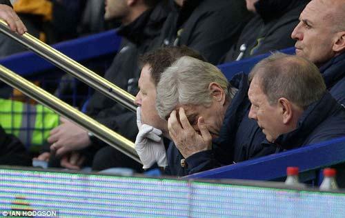 Arsenal: Đoạn cuối của kỷ nguyên Wenger - 2