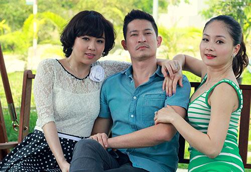 """Huy Khánh lại đau đầu vì """"cô dâu đại chiến"""" - 6"""
