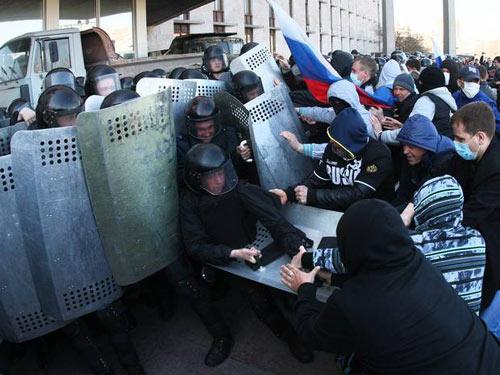 "Séc: NATO phải ra tay nếu Nga ""xâm lược"" Ukraine - 2"