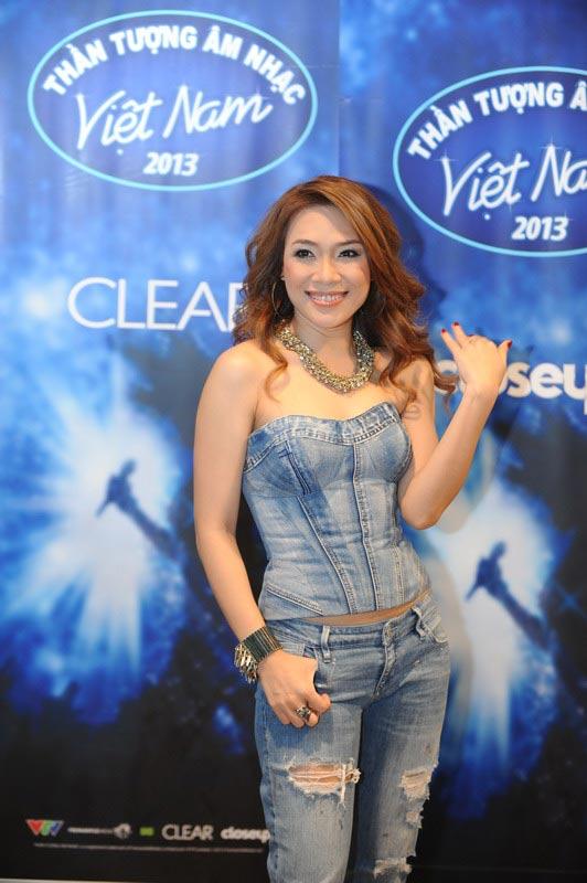 """Cao Thanh Thảo My """"thế chân"""" MC Phan Anh - 9"""