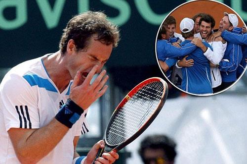 TK Davis Cup: Federer, Wawrinka lật ngược thế cờ - 3