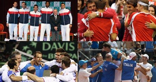 TK Davis Cup: Federer, Wawrinka lật ngược thế cờ - 4