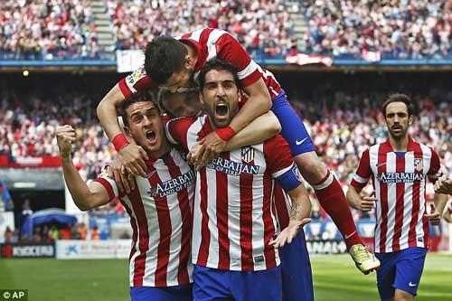 Liga sau V32: Còn 6 trận chung kết - 1
