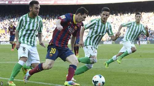 Liga sau V32: Còn 6 trận chung kết - 2