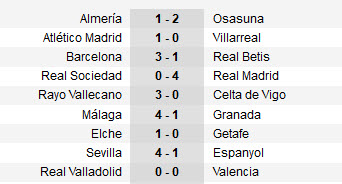 Liga sau V32: Còn 6 trận chung kết - 3