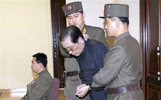 Triều Tiên: Một thứ trưởng công an bị thiêu sống? - 1