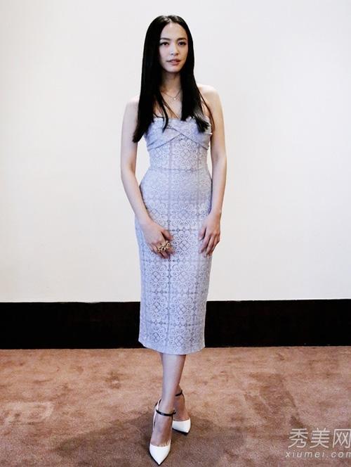 Mặc áo mỏng, MC Trung Quốc bị chỉ trích - 8
