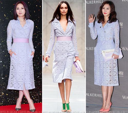 Mặc áo mỏng, MC Trung Quốc bị chỉ trích - 7