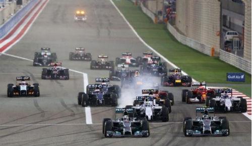Bahrain GP: Ngày vinh quang của Mercedes - 1