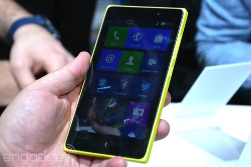 Nokia XL về Việt Nam giá trên 3 triệu đồng - 1