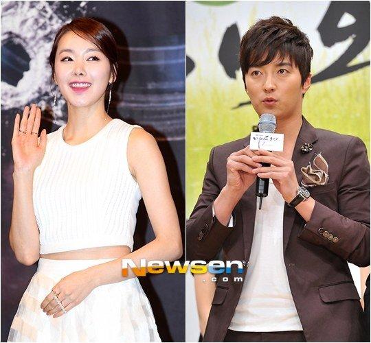 Thêm một cặp đôi phim giả tình thật xứ Hàn - 1