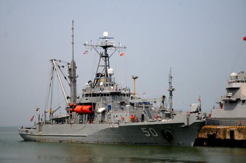 Ngắm tàu khu trục USS McCain tại cảng Đà Nẵng - 4