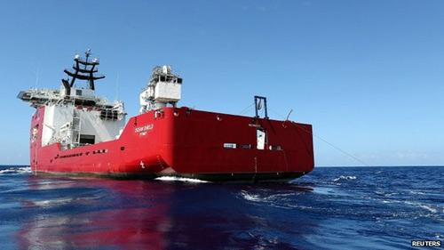 Úc phát hiện tín hiệu trùng tần số hộp đen MH370 - 1