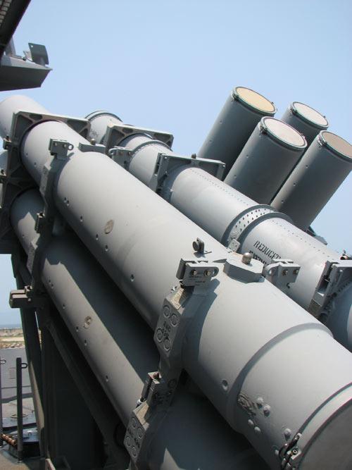 Ngắm tàu khu trục USS McCain tại cảng Đà Nẵng - 8