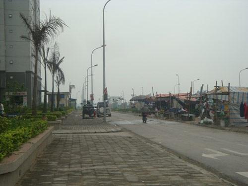Hà Nội: Nhà ở xã hội hoang vu như ốc đảo - 2