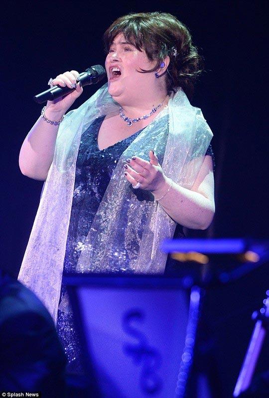 Susan Boyle biến giấc mơ thành hiện thực - 4