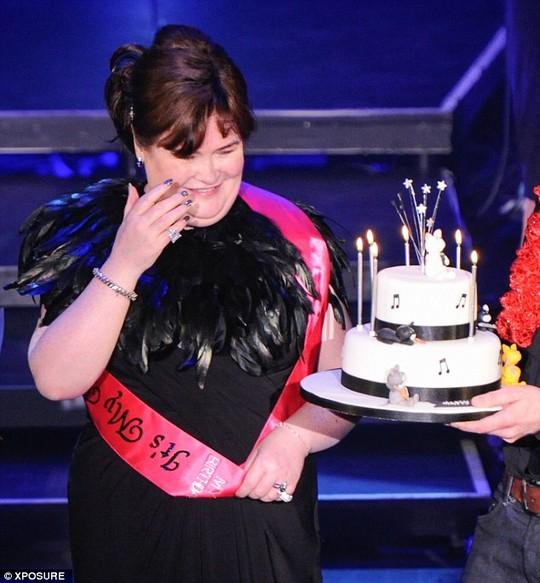 Susan Boyle biến giấc mơ thành hiện thực - 5