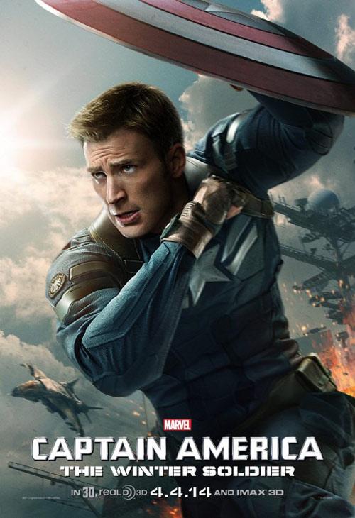 Captain America 2 lập kỷ lục doanh thu - 1