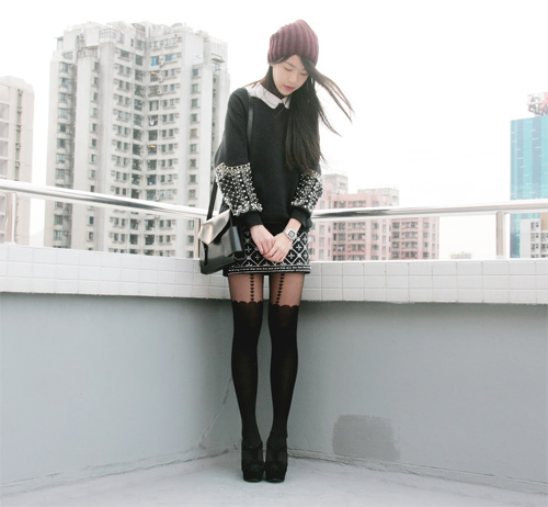 Gặp một thiếu nữ Hồng Kông điển hình - 13