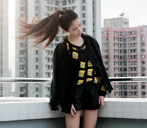 Gặp một thiếu nữ Hồng Kông điển hình - 14