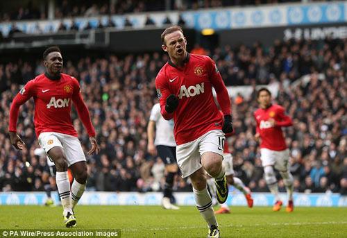 """Rooney bí mật """"luyện công"""" gặp Bayern - 1"""