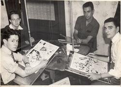 Họa sỹ truyện tranh lớn tuổi nhất thế giới - 2