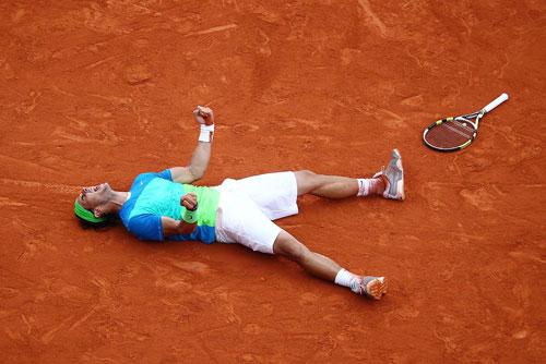 """""""Vua đất nện"""" Nadal độc tôn trong tháng 4? - 2"""