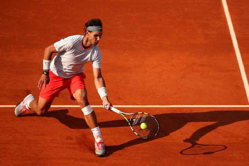 """""""Vua đất nện"""" Nadal độc tôn trong tháng 4? - 1"""