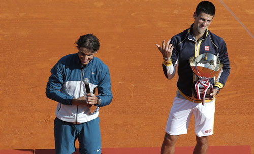 """""""Vua đất nện"""" Nadal độc tôn trong tháng 4? - 3"""