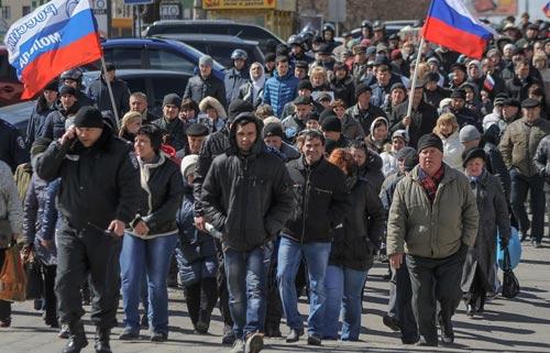 Donetsk sẽ trưng cầu dân ý để sáp nhập Nga - 1