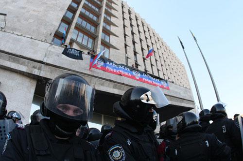 Donetsk sẽ trưng cầu dân ý để sáp nhập Nga - 2