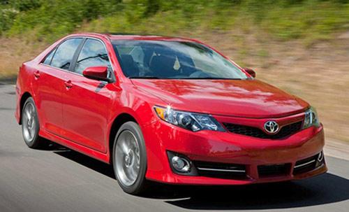 Toyota Camry 2015 sắp ra mắt - 1