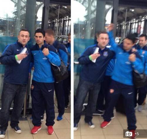"""Những """"chuyện lạ"""" từ trận thua của Arsenal - 2"""