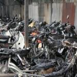 Tin tức trong ngày - Cháy 300 xe máy: Chủ bãi xe không lo nổi tiền đền bù