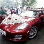 Ô tô - Xe máy - Dàn xe sang trong đám cưới Tuấn Hưng
