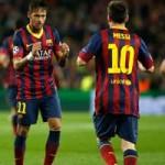 Bóng đá - Barca thành hay bại đều tại Messi – Neymar