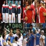 Thể thao - TK Davis Cup: Federer, Wawrinka lật ngược thế cờ