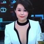 Thời trang - Mặc áo mỏng, MC Trung Quốc bị chỉ trích