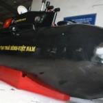 Tin tức trong ngày - Tàu ngầm Trường Sa sẵn sàng thử nghiệm trên biển