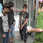 """An ninh Xã hội - Bắt nhóm """"người nhện"""" gây ra 19 vụ  trộm ở TP Huế"""