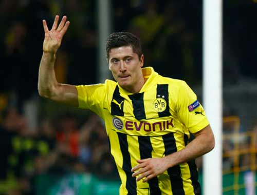 Dortmund-Real: Có Lewandowski, mơ cổ tích - 1