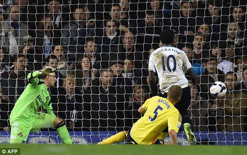 Tottenham – Sunderland: Tưng bừng mở hội - 1