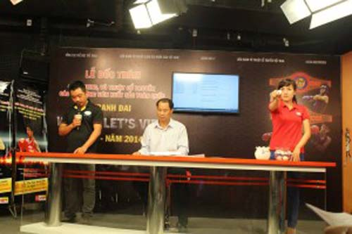 Cuộc hội ngộ của các tay đấm lừng danh làng võ Việt - 1