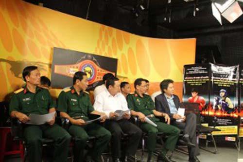 Cuộc hội ngộ của các tay đấm lừng danh làng võ Việt - 2