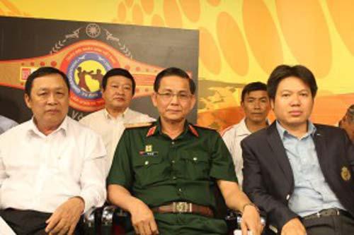 Cuộc hội ngộ của các tay đấm lừng danh làng võ Việt - 3