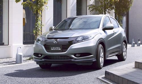 HR-V - Crossover mới của Honda - 1
