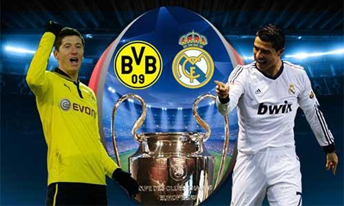 Dortmund – Real: Kỷ lục chờ Ronaldo - 1