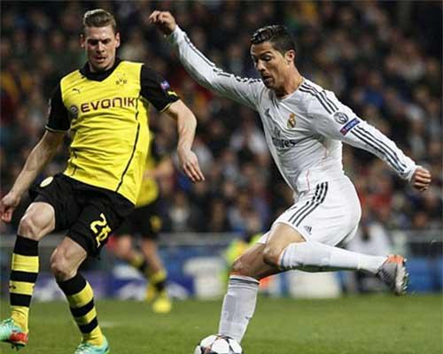 Dortmund – Real: Kỷ lục chờ Ronaldo - 2