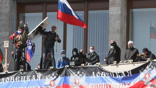 Ukraine điều lính đánh thuê Mỹ đàn áp biểu tình? - 2